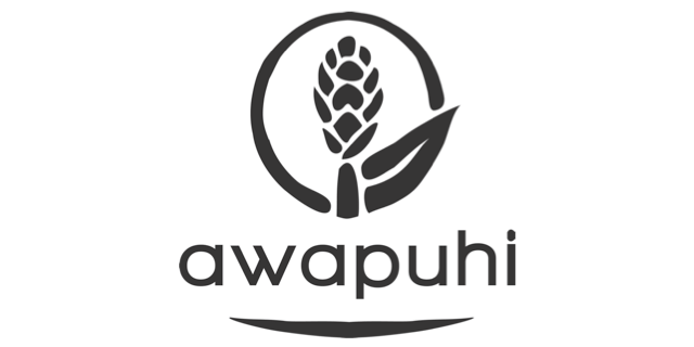 Awapuhi luxury hair care products logo
