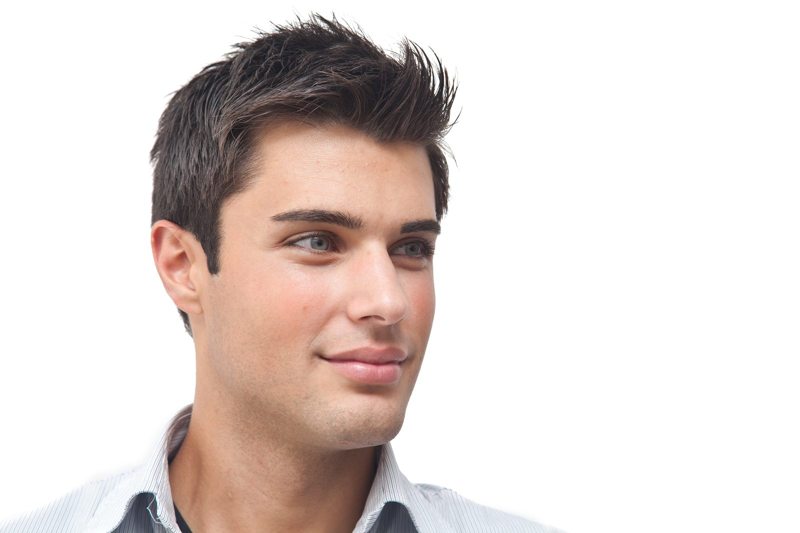 Young Men Hair Styles: Go Back To The Future With Men's Hairstyles