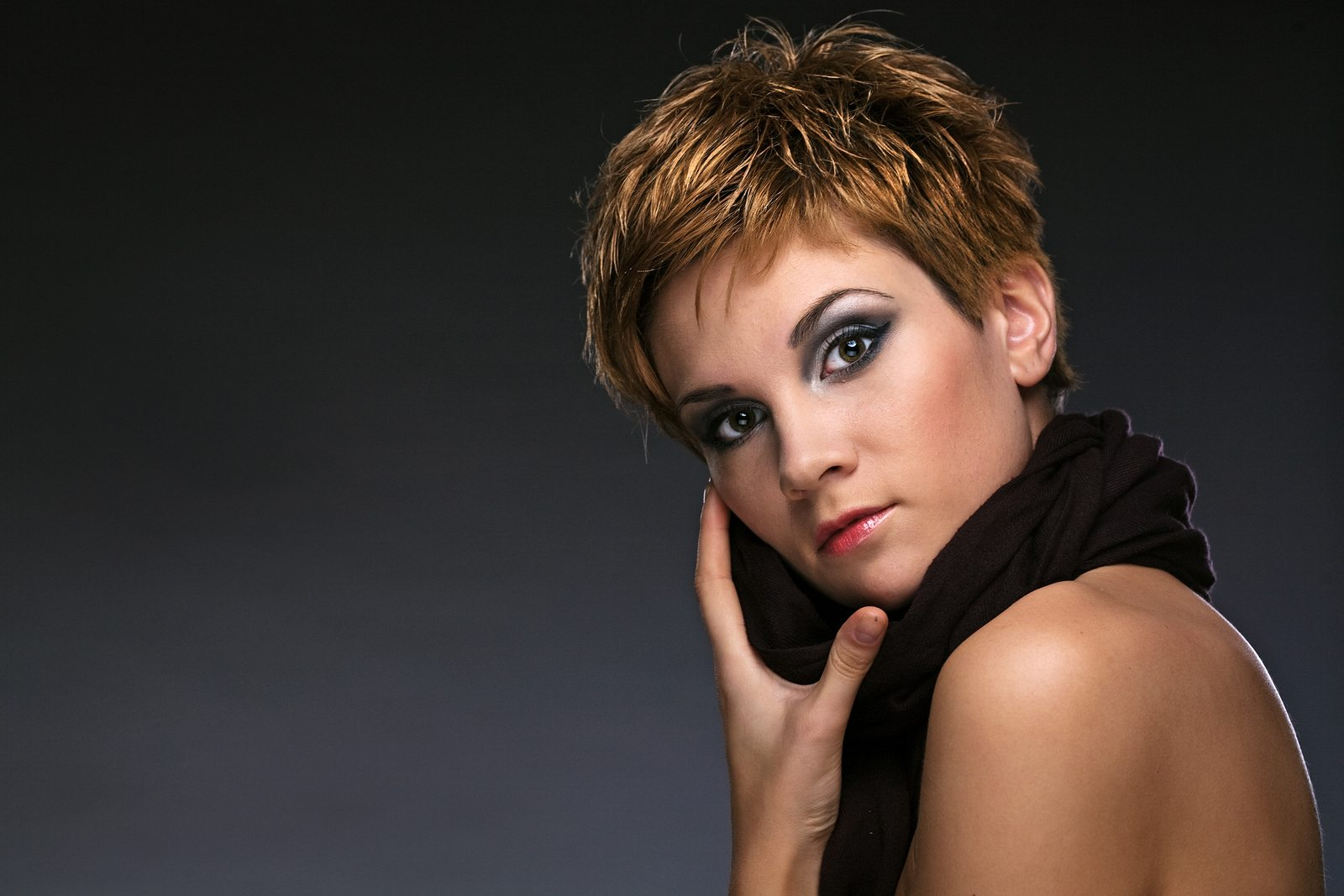 Should I Get A Pixie Haircut Michael Anthony Salon DC - Classic pixie hairstyle