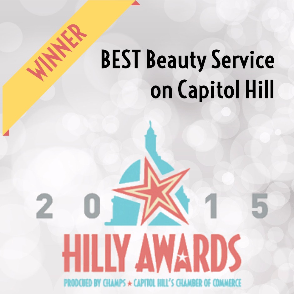 Michael Anthony Salon Best Health and Beauty Service 2015