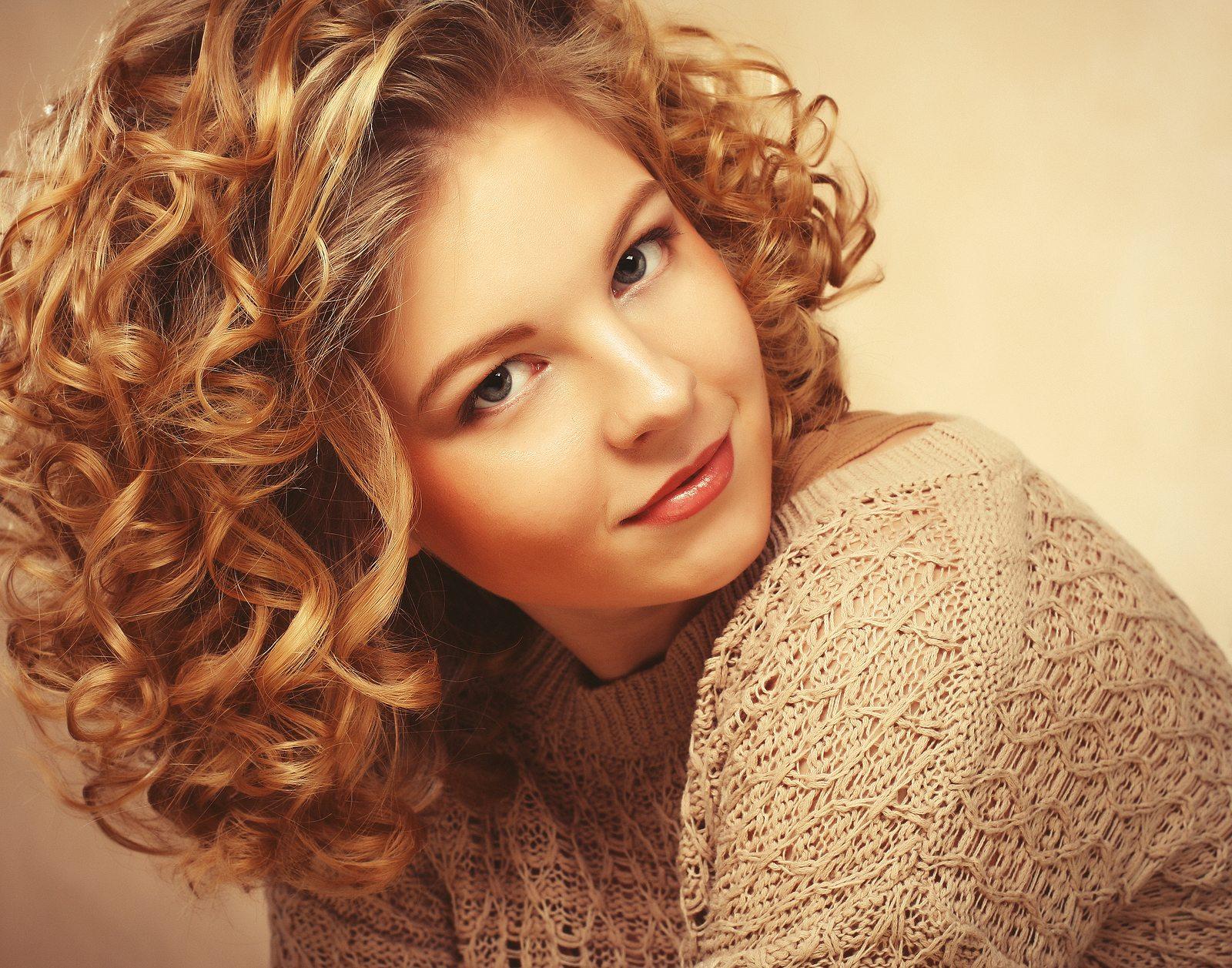 Curly Hair Salon : curly-hair-care
