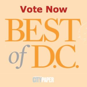 Nominate Michael Anthony Salon Best Hair Salon in Best of DC 2018